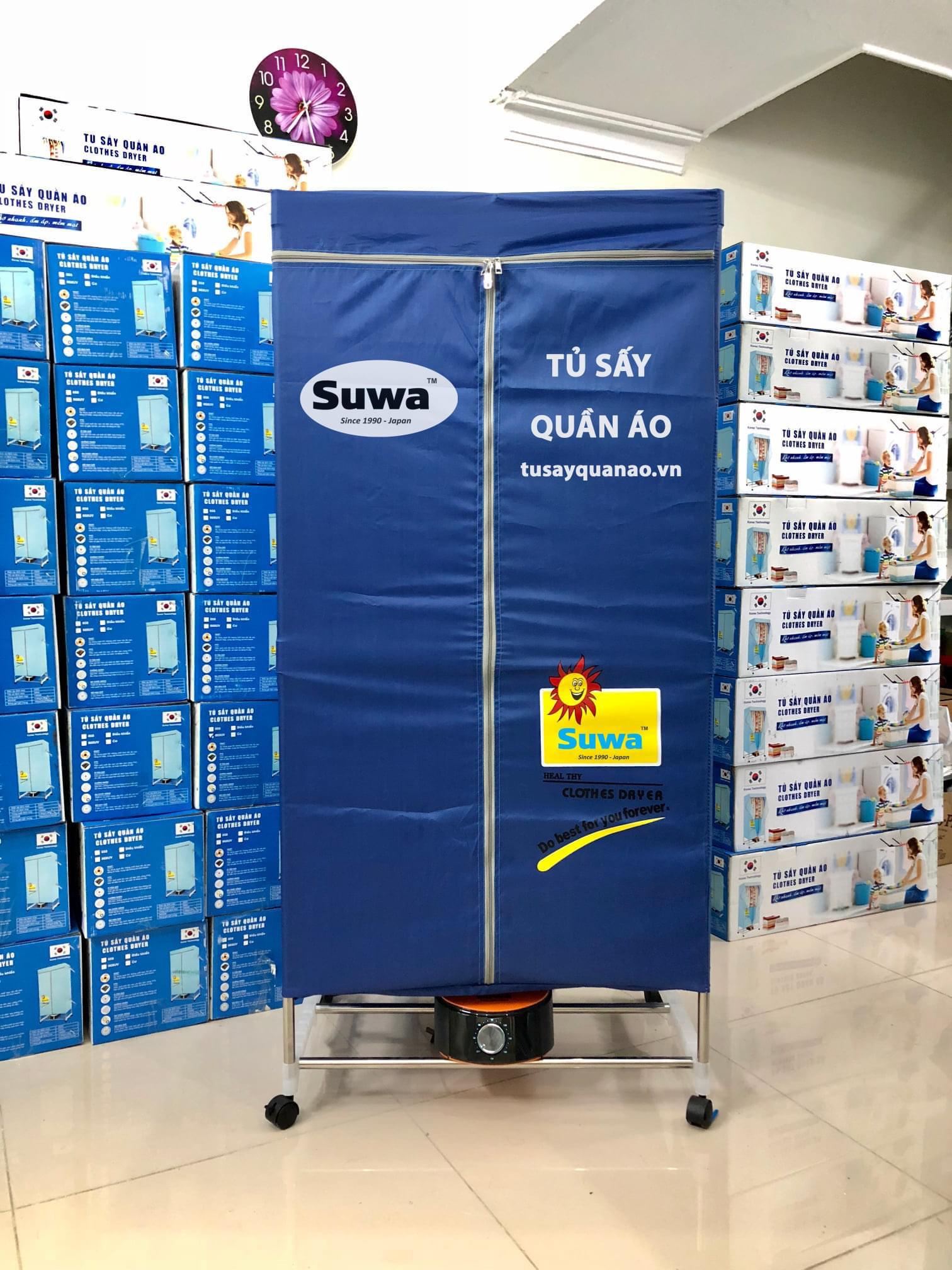 tủ sấy chính hãng Suwa